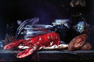 lobster still life 2